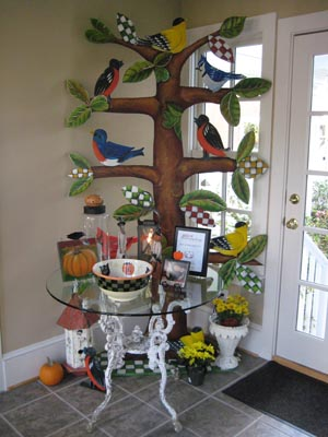 Nancy Thomas Bird Tree