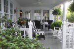 Award Winning Back Porch